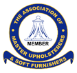 members of the association of master upholsters and soft furnishers